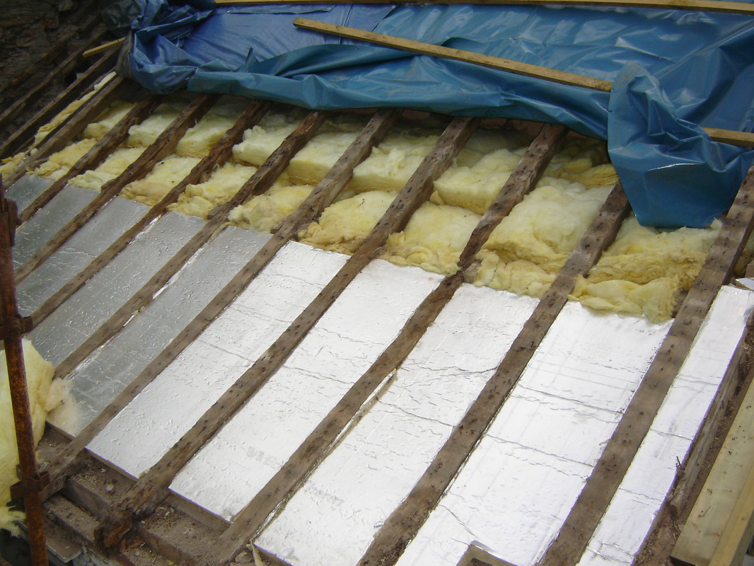Insulation Andrew Wright Roofing Amp Access Platform Hire Ltd